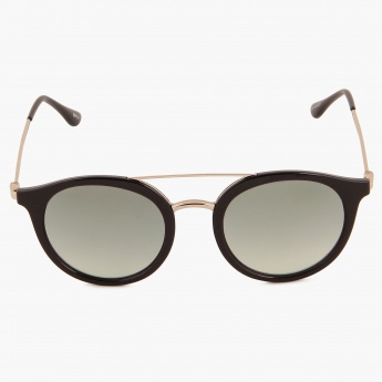 OPIUM OP-1424-C01 Brow Bar Sunglasses