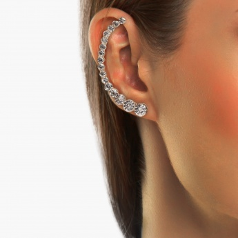 TONIQ Orion Crystal Ear Cuffs
