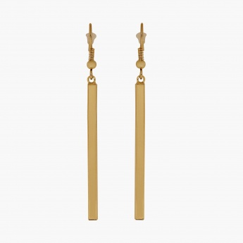 TONIQ Vertical Bar Earrings