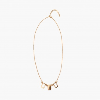 TONIQ Gold Dainty Necklace