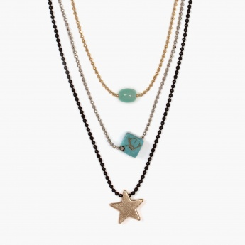 TONIQ Stars & Sea Necklace