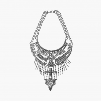 TONIQ Boho Statement Neckpiece