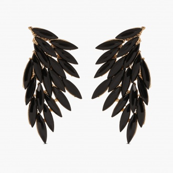 TONIQ Embellish Rush Earrings