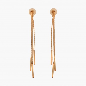 TONIQ Ingot Drop Earrings