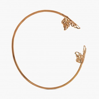 TONIQ Nature Nymph Leaf Gold Armlet