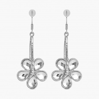 GINGER Flower Power Earrings