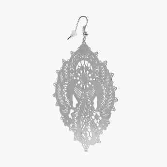 GINGER Laser Cut Earrings