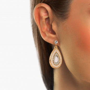GINGER Tear-Drop Earrings
