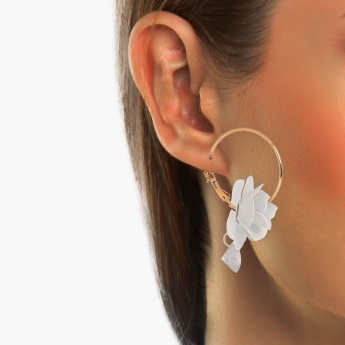 GINGER Flowery Kingdom Earrings
