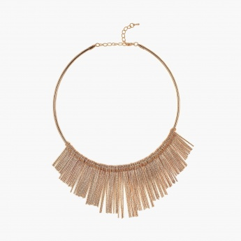 GINGER Gold-Toned Necklace