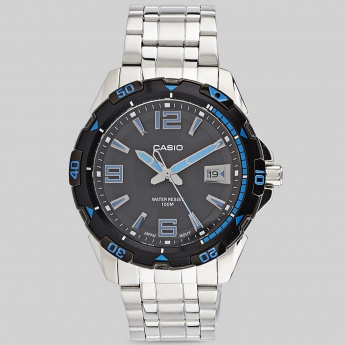 CASIO A499 Chronograph Silver Metal Watch