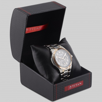 TITAN 90039KM02J Multifunctional Watch