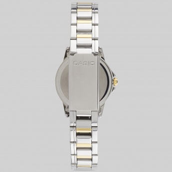 CASIO A988 Stainless Analog Watch