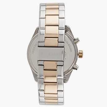GIORDANO 1722-99 Two Tone Multifunctional Watch.