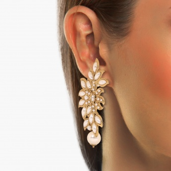 FIDA Pearly Bunch Earrings