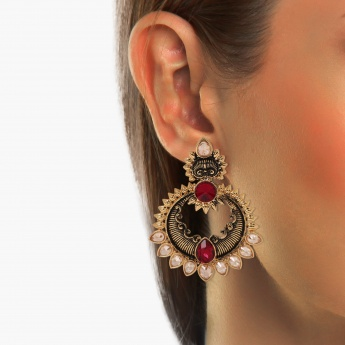 FIDA Drop Earrings
