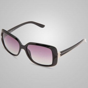 SPRINT Polarized Square Sunglasses