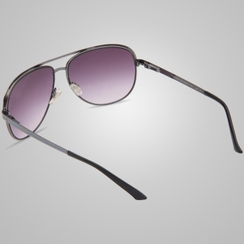 FCUK Polarized Aviator Sunglasses