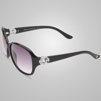 FCUK Oval Sunglasses