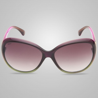 SCOTT Oversized Butterfly Sunglasses