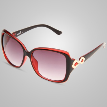 SCOTT Dual Tone Butterfly Sunglasses