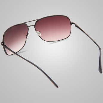 MIAMI BLUES Rectangle Sunglasses