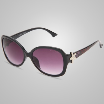 MIAMI BLUES Butterfly Sunglasses