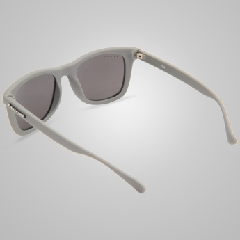 FASTRACK P292BK1 Mirrored Wayfarer Sunglasses