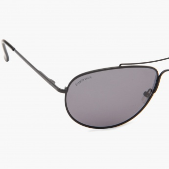 FASTRACK M068BK8P Polarized Aviator Sunglasses