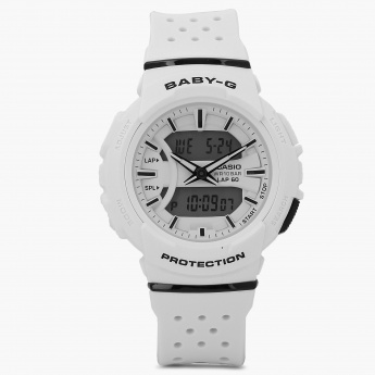 CASIO Women's Analog & Digital Watch - B190