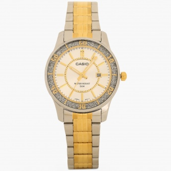 CASIO A898 Women Multifunction Watch
