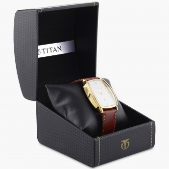 TITAN NF1486YL01 Men Analog With Date Watch