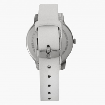 TITAN NF2481SL04 Women Multifunction Watch