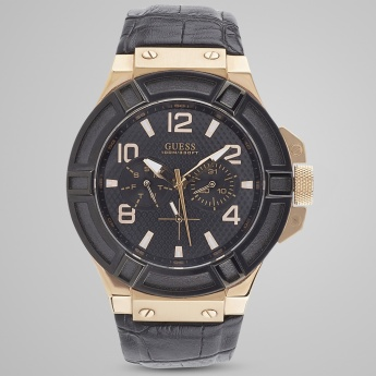GUESS W0040G5 Men Multifunction Watch