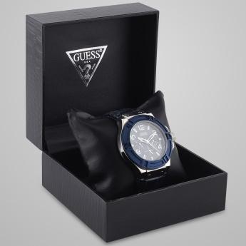 GUESS W0040G7 Men Multifunction Watch