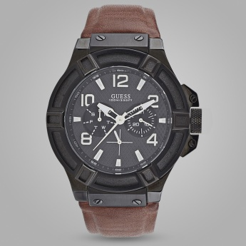 GUESS W0040G8 Men Multifunction Watch