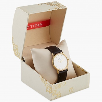 TITAN NF1006YL08 Men Analog Watch
