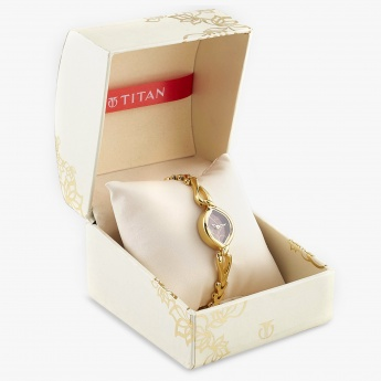 TITAN NF2455YM02 Women Analog Watch