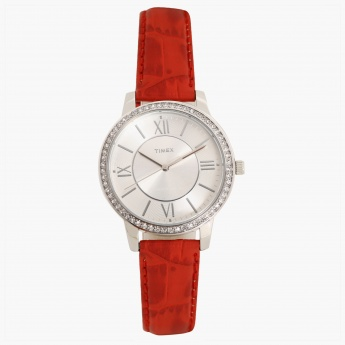 TIMEX TW000Y804 Women Analog Watch