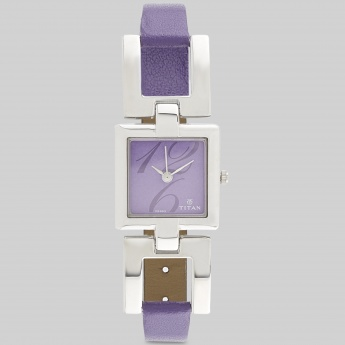 TITAN NF2484SL03 Women Analog Watch