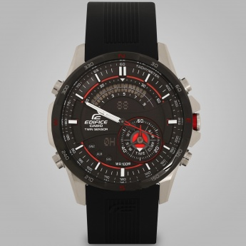 CASIO EX107 Men Chronograph Watch