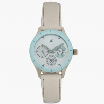 FASTRACK NE6078SL08 Women Analog Watch