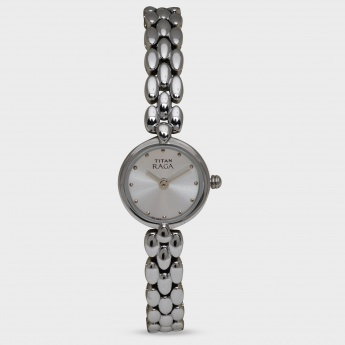 TITAN 2444SM04 Women Analog Watch