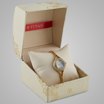 TITAN Raga NF9824YM01J Women Analog Watch