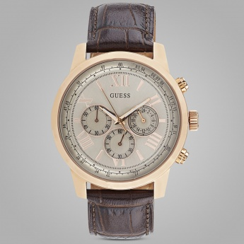 GUESS W0380G4 Men Chronograph Watch