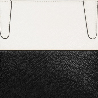CODE Colour Block Boardroom Shoulder Bag