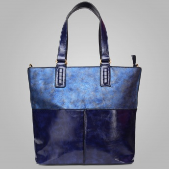 PAPRIKA Metallic Shine Handbag