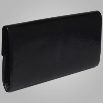 PAPRIKA Metallic Shine Clutch