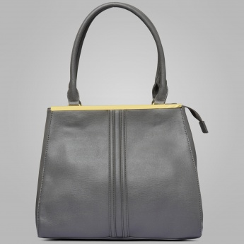 LAVIE Solid Dusky Handbag