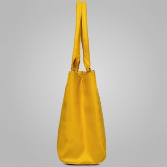LAVIE Solid Sunny Up Handbag